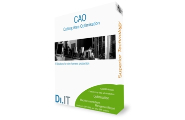 4Wire CAO - Cutting and Assembly Optimization - DiIT GmbH
